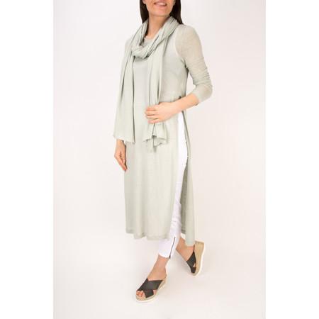 Mama B Inca Slub Linen Tunic Dress - Beige
