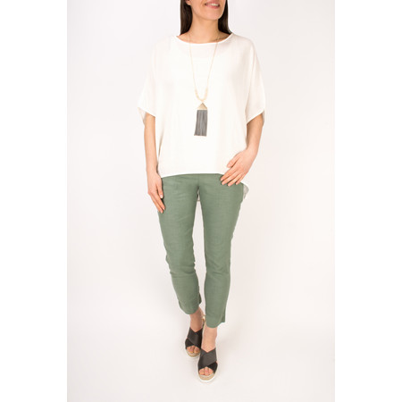 Mama B Pinna Trousers - Green