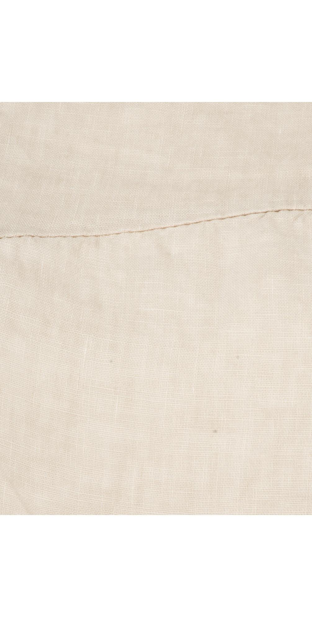 Bobbie Linen Asymmetric Top main image
