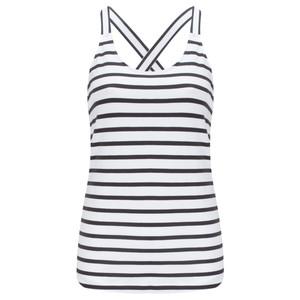 Sandwich Clothing Essentials Jersey Striped Vest