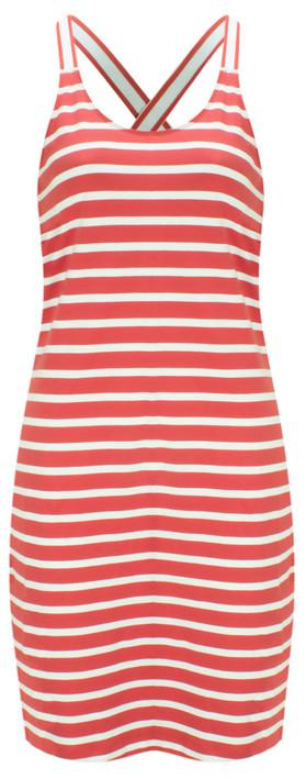 Sandwich Clothing Jersey Striped Longline Vest Summer Rose