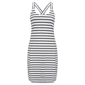 Sandwich Clothing Jersey Striped Longline Vest