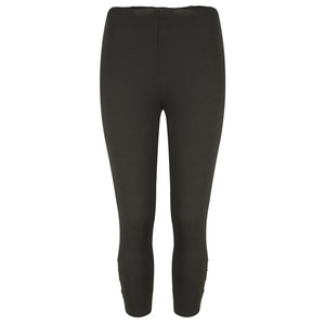 Sandwich Clothing Jersey Button Detail Legging