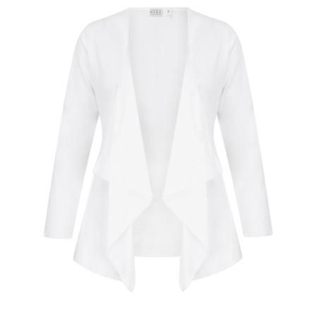 Masai Clothing Essential Itally Cardigan - White