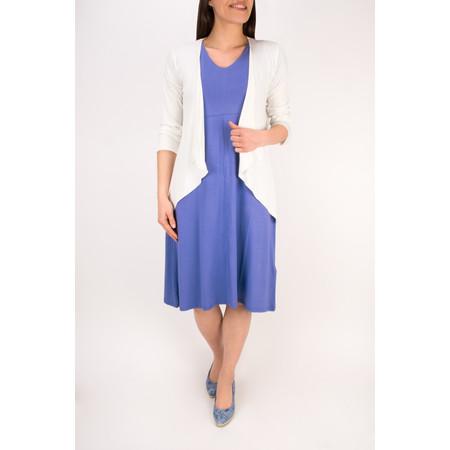Masai Clothing Nemy shaped dress - Blue