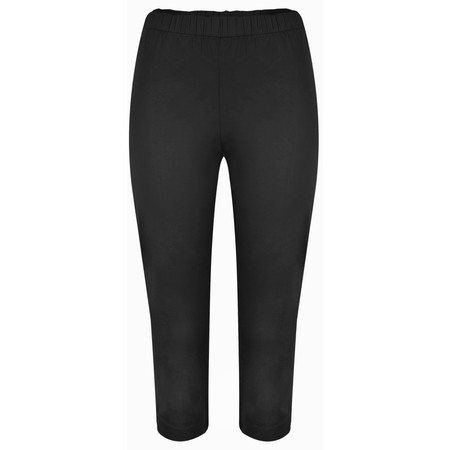 Masai Clothing Paba Capri Trousers - Black
