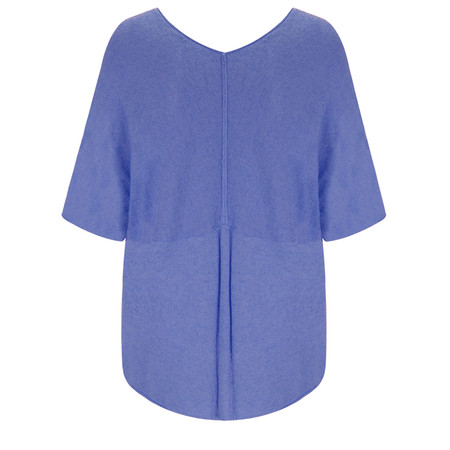 Masai Clothing Farah Knit Top - Blue