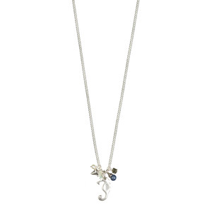 Hult Quist  Seahorse Long Necklace