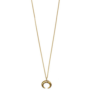 Hult Quist  Horn Long Necklace