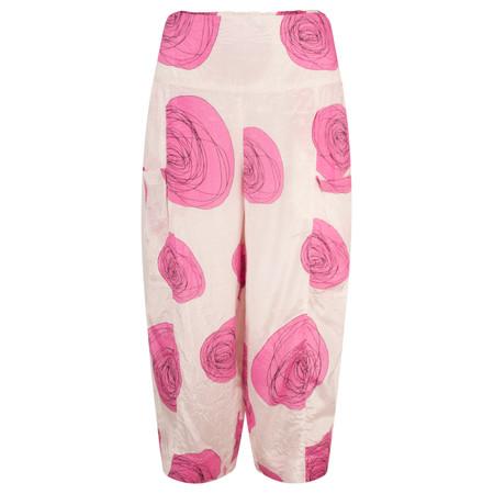 Masai Clothing Paila Floral Culottes - Pink