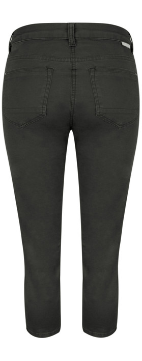 Sandwich Clothing High Waist Skinny Stretch Casual Trouser Almost Black