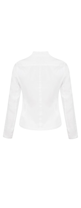 Sandwich Clothing Linen Mix Blazer Pure White