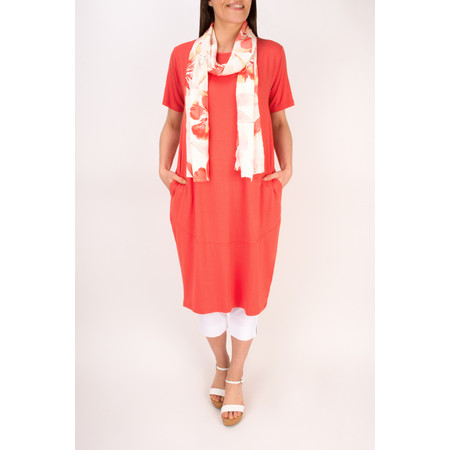 Masai Clothing Neema dress  - Red