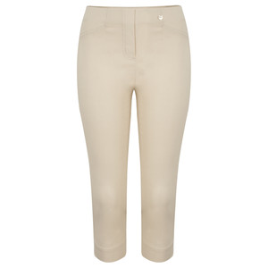 Robell Trousers Rose 07 Slimfit Cropped Trouser