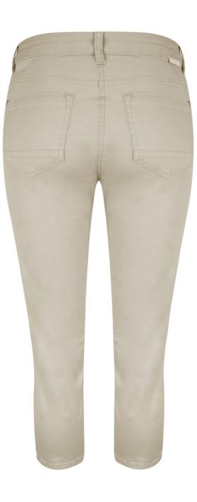 Sandwich Clothing High Waist Skinny Stretch Casual Trouser Desert Sand