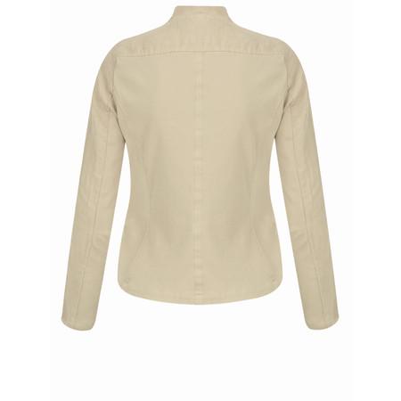 Sandwich Clothing Linen Mix Blazer - Beige