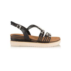 Marco Tozzi Chunky Flat Sandal