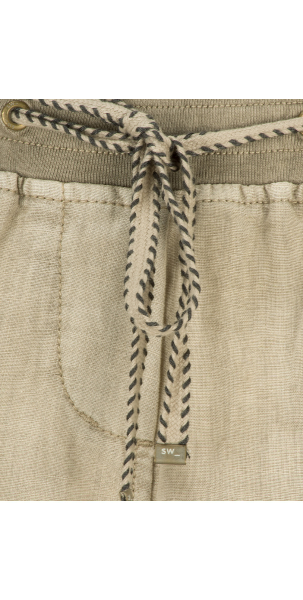 Casual Linen Shorts main image