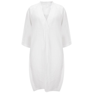 Sandwich Clothing Linen Tunic Dress