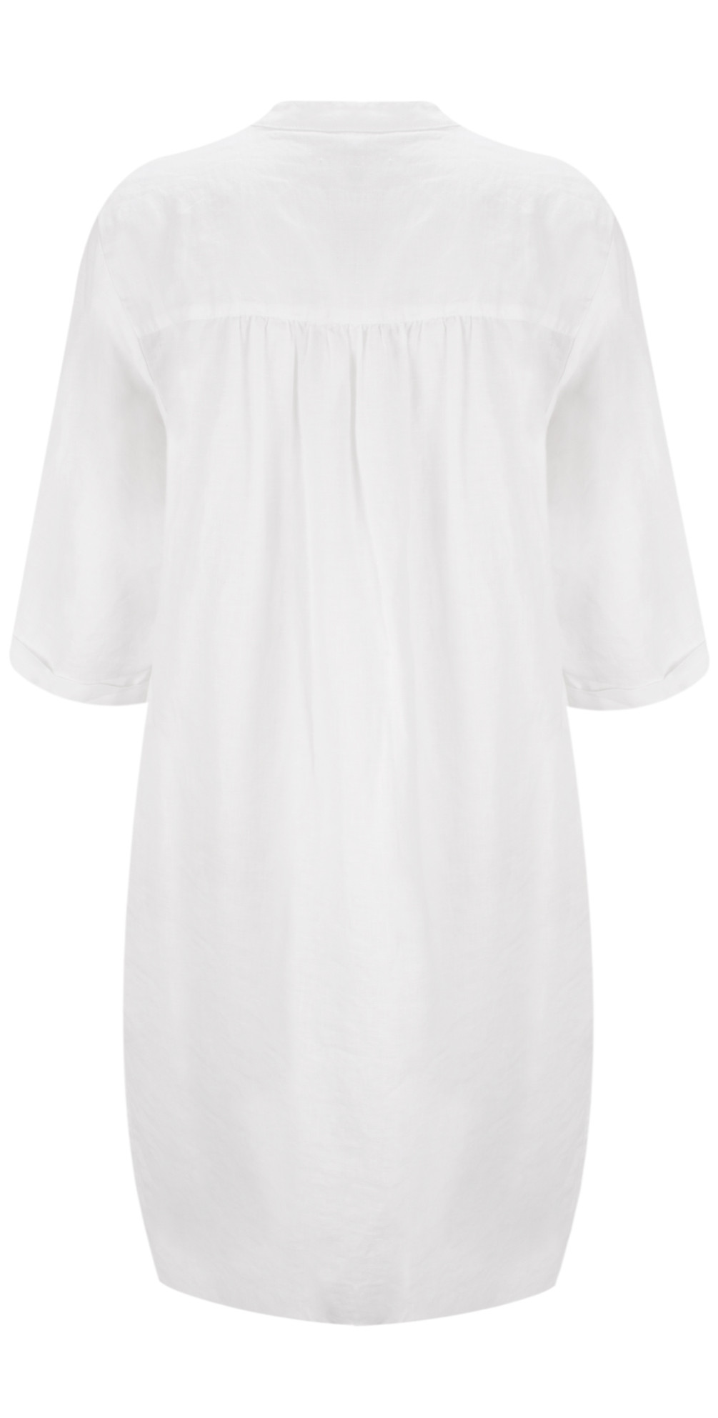 Linen Tunic Dress main image