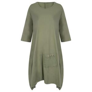 TOC  Dylann Oversized Jersey Dress