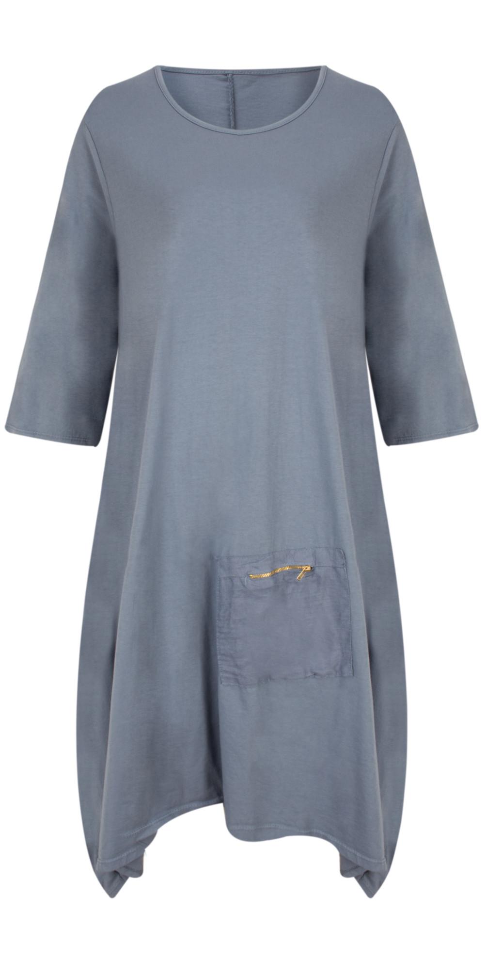 Dylann Oversized Jersey Dress main image