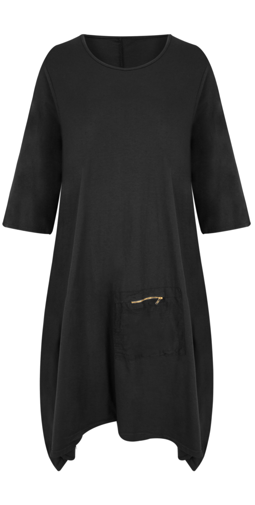 Dylann Oversized Jersey Dress main image
