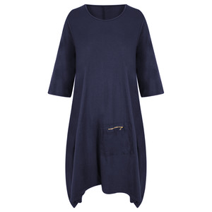 TOC  Dylann Oversized Jersey Dress
