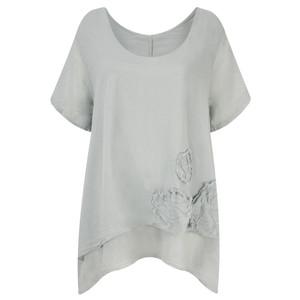 Arka Nisa Oversized Cotton Tunic