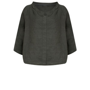 Arka Molly Linen Top