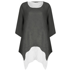 Arka Mia Double Layer Top