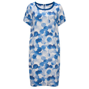 Sandwich Clothing Painted Dot Print Dress