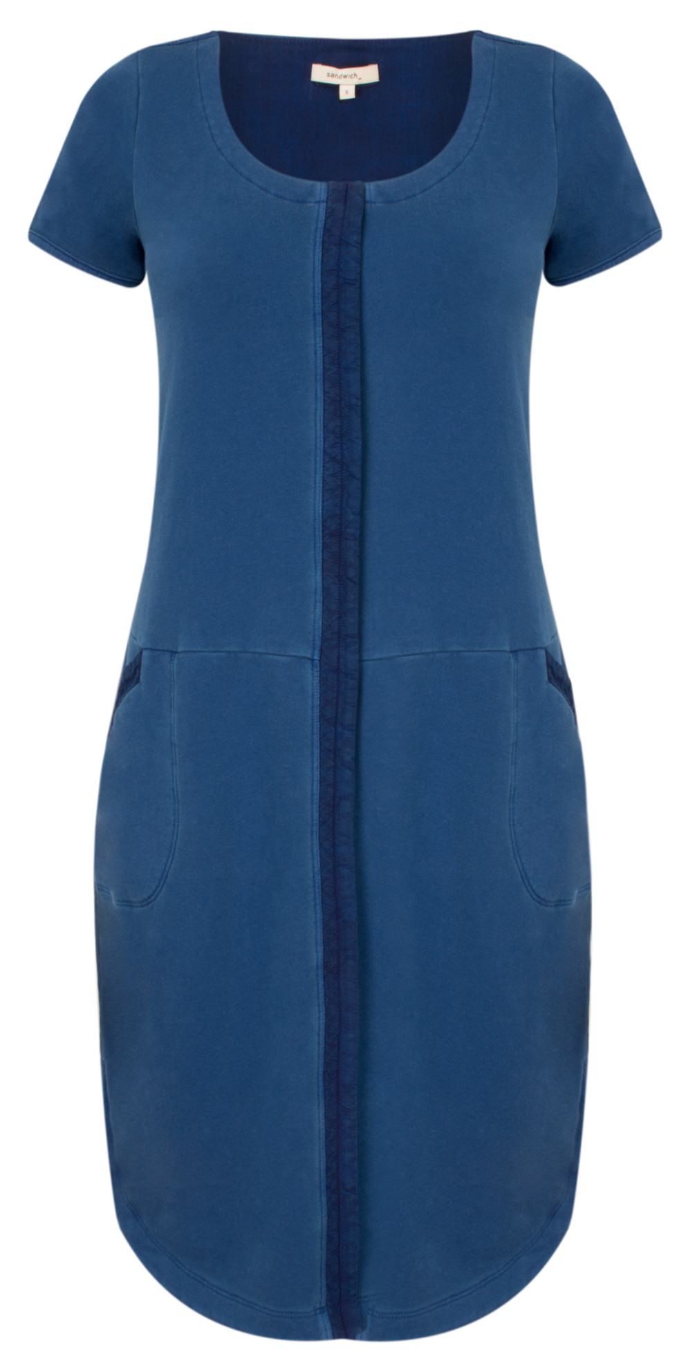 French Terry Jersey Dress main image