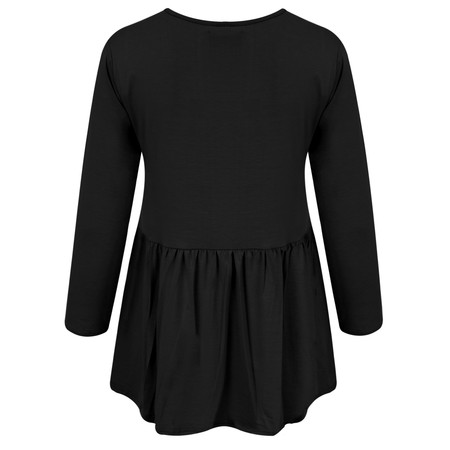 Masai clothing black dress