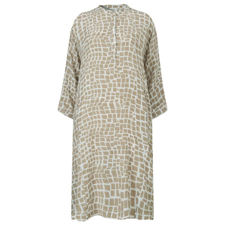 Masai Clothing Neo Oversize Dress - Brown