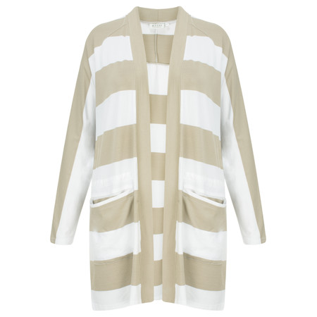 Masai Clothing Ibsna A-shape Cardigan - Brown