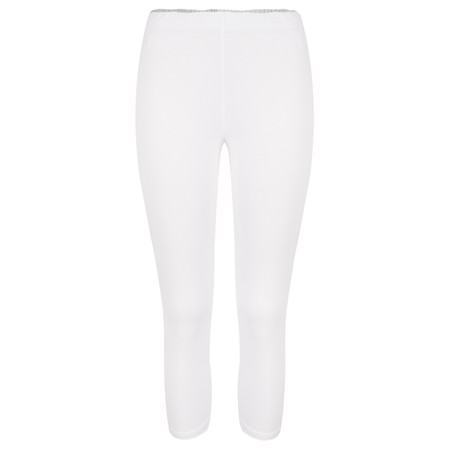 Masai Clothing Pennie Capri Leggings - White