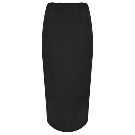 Masai Clothing Salini Fitted Skirt - Black