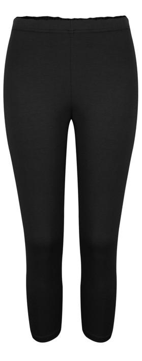 Masai Clothing Pennie Capri Leggings Black