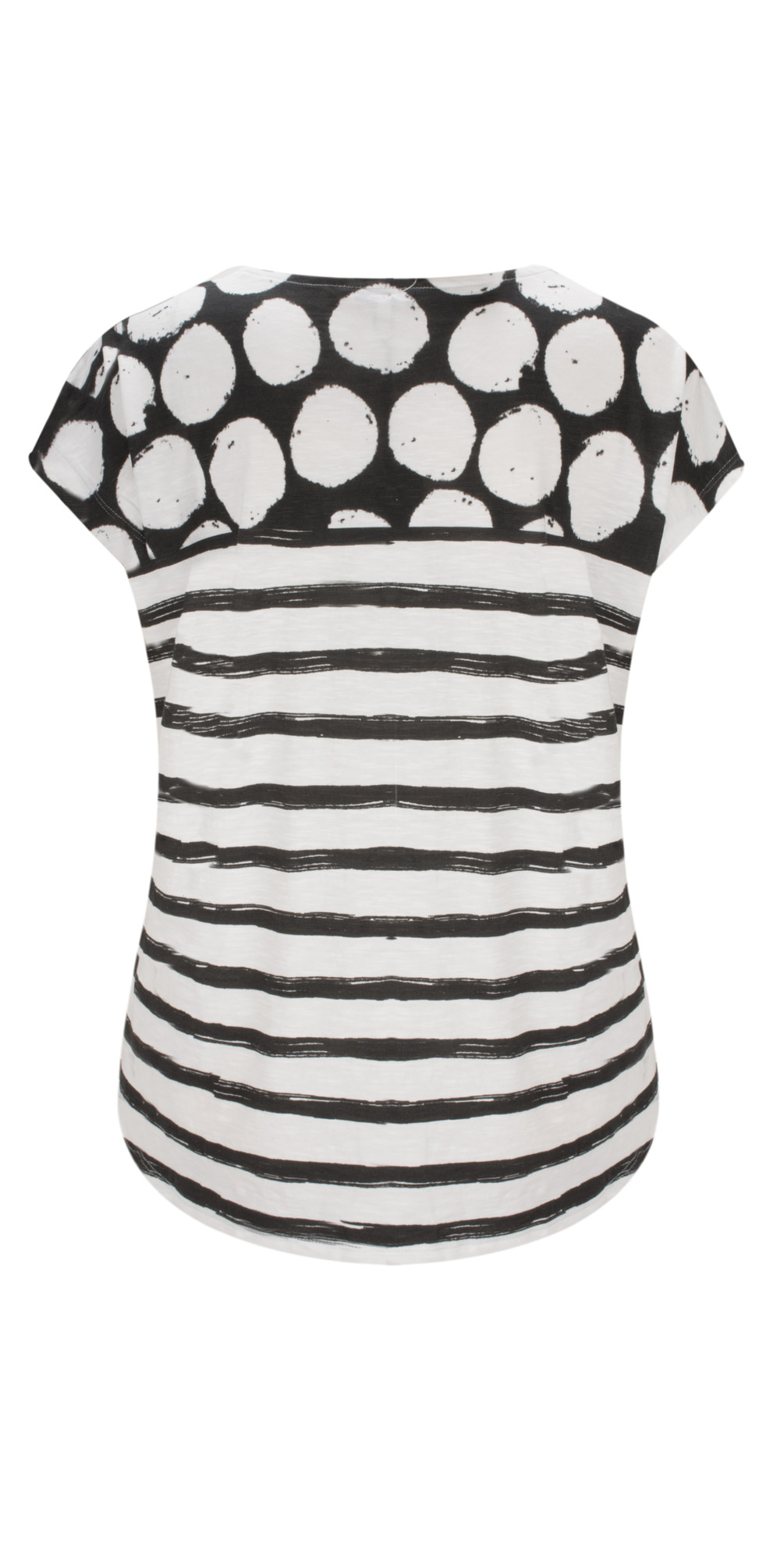 Patterned Jersey T-shirt main image