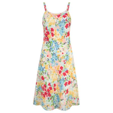 Adini Elouise Print Elouise Dress - Wildflower