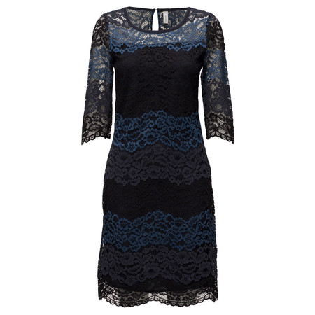 Soyaconcept Sarya Lace Dress - Blue