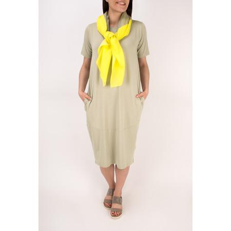 Masai Clothing Adele Cotton Scarf - Yellow