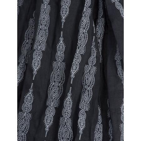 Lara Ethnics Vahine Printed Sarong - Blue