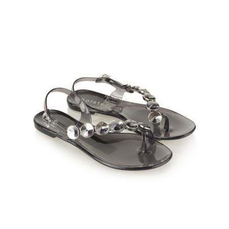 Holster Barbados Jewel Sandal - Grey