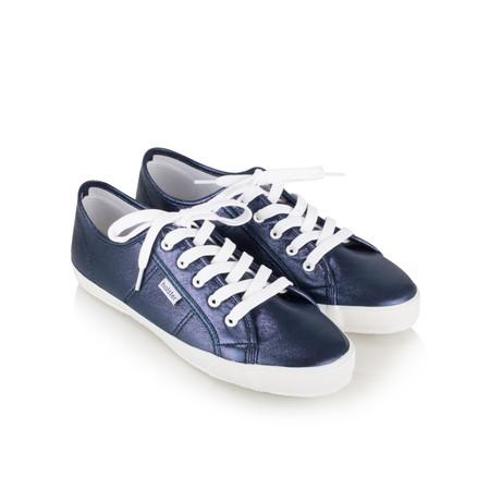 Holster Jetsetter Metallic Sneaker - Blue