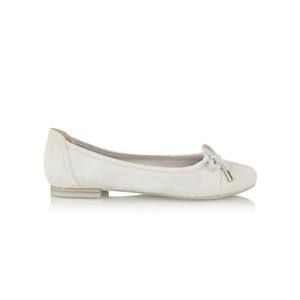 Caprice Footwear Leather Ballet Pump