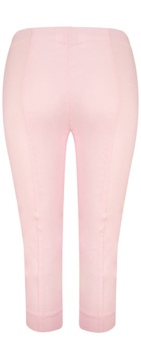 Robell Trousers Rose 07 Slimfit Cropped Trouser Sorbet