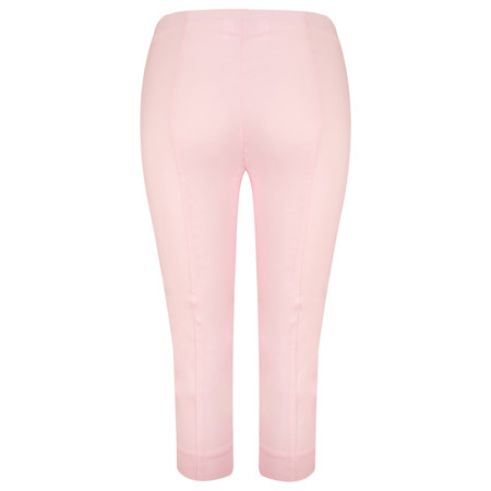 Robell Trousers Rose 07 Slimfit Cropped Trouser - Blue