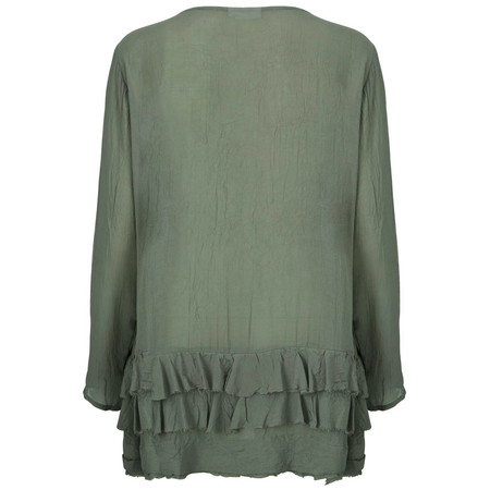 Masai Clothing Dorte Top - Green